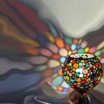 Lampada tonda pezzetti900