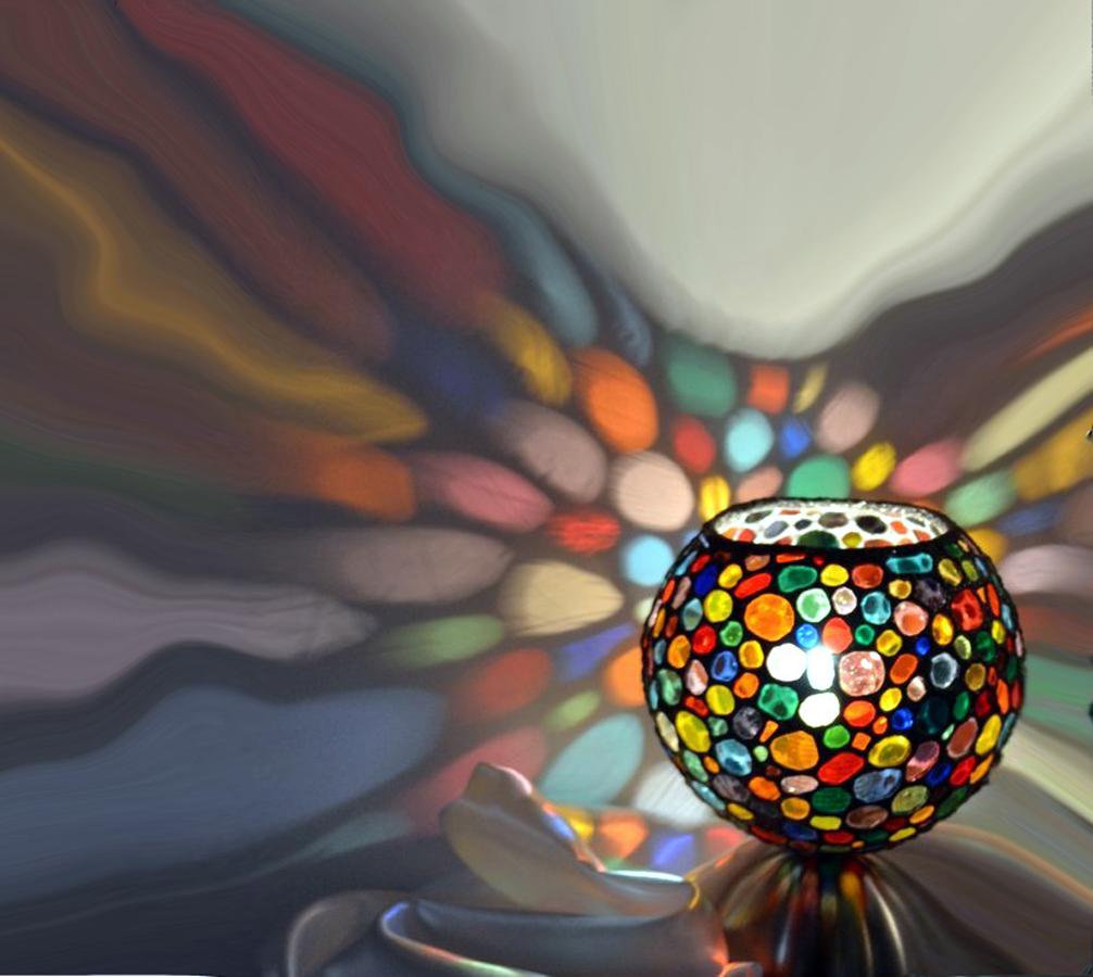 Lampade Artistiche Artigianali ~ Idee Creative di Interni e Mobili