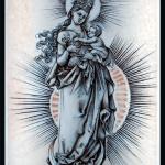 Madonna della Mezzaluna n°2 900