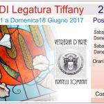 Corso 2 di LEGATURA TIFFANY